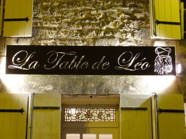 La Table de Léo
